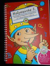 Tanulj helyesen írni Firka manóval 3- Könyv + CD 9-10 éveseknek