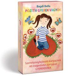 POZITÍV GONDOLKODÁS - GYEREK KÁRTYA -Személyiségfejlesztő kártyajáték ***