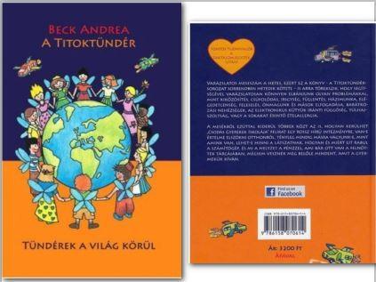 A Titoktündér 7 rész - Tündérek a világ körül - meséskönyv ***