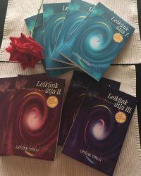 Lelkünk útja 1, 2, 3 egy csomagban - Egy könyvsorozat a Létünk Titkairól