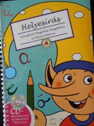 Tanulj helyesen írni Firka manóval - Könyv + CD 6-8 éveseknek