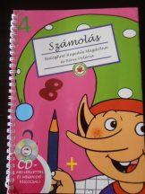 Tanulj számolni Firka manóva - Könyv + CD 6-8 éveseknek