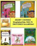 ARANY csomag 6-8 éves gyermekednek- Hogy jobban menjen az otthoni tanulás- akár INGYENES kiszállítással