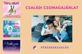 Családi csomag 1 - Meditál a család + AJÁNDÉK