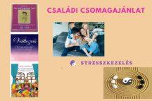 Családi csomag 2 - Meditál a család + AJÁNDÉK
