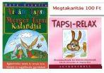 A két TAPSI ideális ajándék– óvodásoknak és kisiskolásoknak!