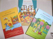 Gyerek csomag 6 - Titoktündér meséskönyv 3 db egy csomagban ***