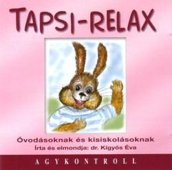 Képes vagyok rá! Meg tudom csinálni! - Tapsi relax kiskönyv és melléklet CD* - *** Ajándék Húsvétra